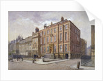 Newcastle House, Holborn, London by John Crowther