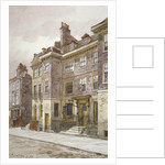 View of Mansell Street, London by