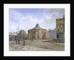 Surrey Chapel, no 196 Blackfriars Road, Southwark, London by John Crowther