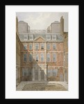 Beaufort Buildings, Strand, Westminster, London by George Shepherd