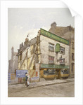 The Sieve public house, Church Street, Minories, London by John Crowther
