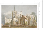 St Albans Cathedral, Hertfordshire by