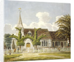Church of St Mary, Bedfont, Middlesex by Anonymous