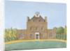 Edgware Lodge, Edgware, Middlesex by John Oldfield