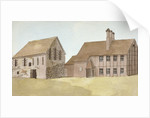 Front view of Moor Hall, Harefield, Middlesex by Anonymous