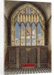 Interior of the Church of St George, Hanworth, Middlesex by Anonymous