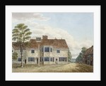 The Red Lion Inn on Uxbridge Road, Hillingdon, Middlesex by Anonymous