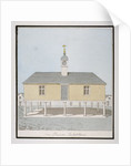 Market house in the Market Square, Staines, Surrey by