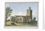 View of the north side of the church of St Mary, Staines, Surrey by