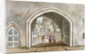 Entrance to Croydon Palace, Croydon, Surrey by Anonymous
