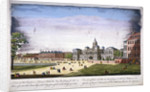St James's Park and Horse Guards, Westminster, London, 1752(?) by T Loveday