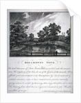 Rosamond's Pond, St James's Park, Westminster, London by Anonymous