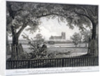 St James Park, from the Mall in front of St James's Palace, Westminster, London by