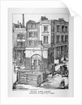 Mile End Gate, Mile End Road, Stepney, London by C Read