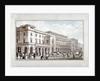 The King's Theatre, Haymarket, Westminster, London by George Shepherd