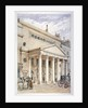 The Theatre Royal, Haymarket, Westminster, London by James Findlay