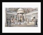 Tattersall's horse sale yard, Hyde Park Corner, Westminster, London by Anonymous