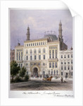 The Alhambra, Leicester Square, Westminster, London by