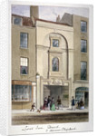 Lyon's Inn, Strand, Westminster, London by