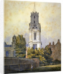 Church of St George in the East, Stepney, London by