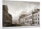 Old Palace Yard, Westminster, London by Thomas Malton II