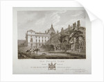Old Palace Yard, Westminster, London by Thomas Medland