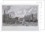 View from Old Palace Yard, Westminster, London by