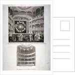 Theatre Royal English Opera House, Westminster, London by