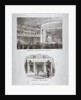 The Sans Pareil Theatre, Strand, Westminster, London by S Springsguth