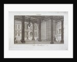 Interior view of the Pantheon, Oxford Street, Westminster, London by Anonymous