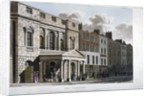 View of the Pantheon and adjoining premises on Oxford Street, Westminster, London by Anonymous