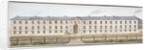 View of Knightsbridge Barracks, Westminster, London by Anonymous