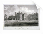 View of New Inn on Wych Street,Westminster, London by