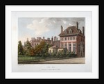 View of New Inn, Wych Street, Westminster, London by Anonymous