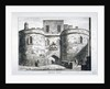 View of the Martin Tower, Tower of London by Anonymous