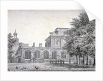West view of the Chapel of St Peter ad Vincula, Tower of London by