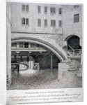 North view of Traitor's Gate, Tower of London by Anonymous