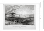 Royal Artillery Barracks, Woolwich, Kent by J Hinchcliff