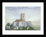 Church of St Nicholas, Plumstead, Kent, c1800(?) by AY