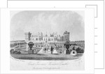 East terrace of Windsor Castle, Berkshire by Anonymous