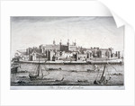 Tower of London, Stepney by William Henry Toms