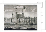 Tower of London, c1699(?) by