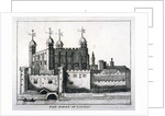 View of the Tower of London by Anonymous