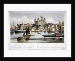 Tower of London by R Canton