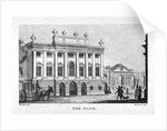 The Bank of England , City of London by Thomas Rothwell