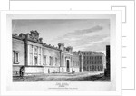 North view of the Bank of England, City of London by