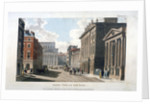 South view of the Bank of England, City of London by Anonymous