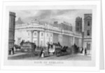 The Bank of England, City of London by