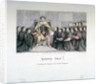 Henry VIII granting the charter to the Barber Surgeons by William P Sherlock