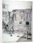 St Bartholomew-the-Great, Smithfield, City of London by John Carter